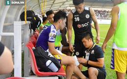 Lời khuyên của bác sĩ Singapore sẽ khiến Đình Trọng phải nghĩ lại việc tham dự SEA Games