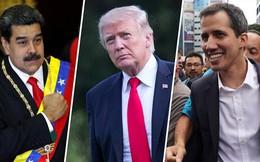 """Tuyên bố """"sẽ dùng mọi công cụ phù hợp"""" để lật đổ TT Maduro, Mỹ sắp lật bài ngửa ở Venezuela?"""
