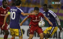 Khó khăn không ngờ xảy đến với Hà Nội FC trên con đường chinh phục giấc mơ của bầu Hiển