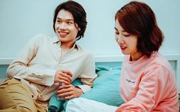 Thúy Ngân và Quang Trung thu hút sự chú ý trong phim mới