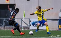 Công Phượng đi bóng tinh tế, kiến tạo thành bàn trong trận đấu của Sint Truidense