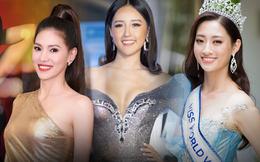 """""""Bà trùm"""" hoa hậu Phạm Kim Dung nói gì về con người Lương Thùy Linh và chiếc váy sexy của Mai Phương Thuý?"""