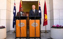 """Đang chống Trung Quốc, Úc bị Papua New Guinea """"hắt nước vào mặt"""""""