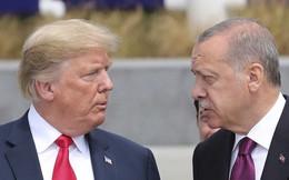 """Quốc hội Mỹ """"ép"""" Tổng thống Trump trừng phạt Thổ Nhĩ Kỳ vì S-400"""