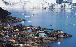 Cảnh báo: Greenland đã tan mất 197 tỷ tấn băng chỉ trong 1 tháng