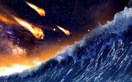 Va chạm với tiểu hành tinh, cơn sóng thần cao hơn 300m nhấn chìm sao Hỏa
