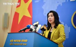 Vụ TQ huấn luyện quân sự ở Hoàng Sa: Bộ Ngoại giao trao công hàm phản đối TQ xâm phạm chủ quyền Việt Nam