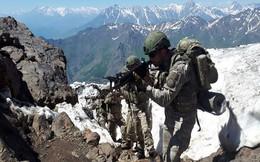 """Chiến dịch móng vuốt: Quân đội Thổ """"tung hoành"""" ở miền Bắc Iraq mà không cần xin phép?"""
