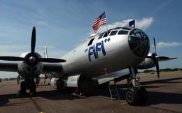 """""""Siêu pháo đài bay"""" B-29 Mỹ bất ngờ tái xuất sau hàng chục năm ngủ yên"""