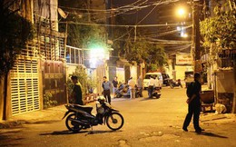 Nam thanh niên ngồi uống nước bị đâm chết ở vùng ven Sài Gòn