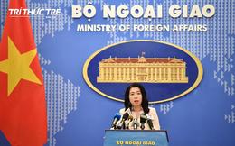 Việt Nam phản đối việc TQ ra sách giáo khoa tuyên bố Biển Đông là của TQ từ thời cổ đại