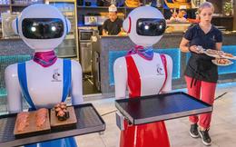 Người ta thà thất nghiệp vì robot còn hơn mất việc vào tay người khác