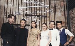 Sự kiện Romano Gentleman Night – nơi chuẩn mực lịch lãm được khai phá