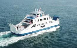 Tàu chạy dầu diesel xưa rồi, bây giờ là thời của tàu thủy chạy điện