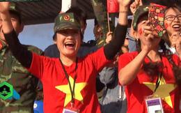 Vỡ òa niềm vui: Việt Nam vào bán kết Tank Biathlon 2019 - Lần đầu tiên trong lịch sử