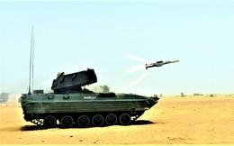Uy lực đáng gờm của tên lửa chống tăng NAG Ấn Độ