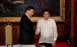 """Tổng thống Duterte chỉ đích danh Trung Quốc là """"thủ phạm"""" làm chậm trễ hoàn thành COC"""