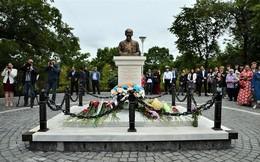 Thêm một thành phố Nga có quảng trường mang tên Chủ tịch Hồ Chí Minh
