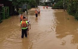 Đồng Nai: Lũ quét khiến hàng trăm ngôi nhà bị ngập, một người mất tích