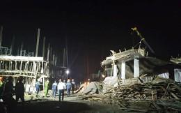 Vụ sập giàn giáo khiến 8 người thương vong: Công trình bị đình chỉ vẫn cố tình hoạt động