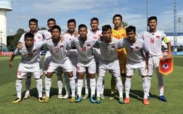 TRỰC TIẾP Giải U15 Đông Nam Á: U15 Việt Nam vs U15 Indonesia (15h00)