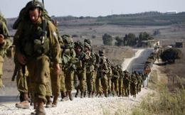Israel ngưng mọi cuộc tập trận và dồn vũ khí hạng nặng tới gần biên giới với Liban