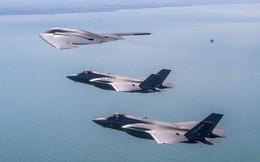 """B-2 Spirit Mỹ và F-35 Anh lần đầu song kiếm hợp bích: Thông điệp ngăn chặn """"kẻ gây hấn"""""""