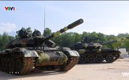 Lộ diện hệ thống điều khiển hỏa lực hiện đại trên xe tăng T-54M Việt Nam