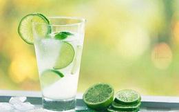 Có thực sự uống nước chanh sẽ giải được rượu?