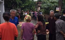Thảm án ở Hà Nội làm 2 người chết, 3 người bị thương: Đông truy đuổi lại lực lượng công an