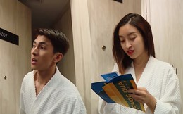 """Diễn viên Bình An, Hoa hậu Đỗ Mỹ Linh bị nghi ngờ """"diễn lố"""" trong Cuộc đua kỳ thú"""