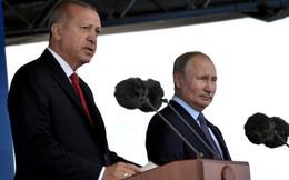 """""""Chảo lửa"""" Idlib đè nặng áp lực lên quan hệ Nga-Thổ Nhĩ Kỳ nhưng rốt cuộc có tạo nên cú hích thay đổi?"""