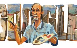 Google vinh danh họa sĩ Bùi Xuân Phái - Danh họa Đông Nam Á nổi tiếng bậc nhất thế kỷ 20