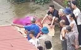 Thảm án ở Hà Nội: Hàng xóm nhìn từ xa, không ai dám can ngăn