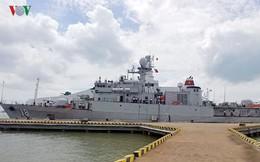 Tàu Hải quân 18 của Việt Nam tham gia diễn tập hàng hải ASEAN và Mỹ