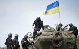 Ly khai miền Đông chịu thiệt hại nặng sau các cuộc tấn công của quân đội Ukraine