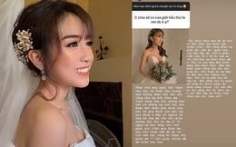 Ái nữ đại gia Minh Nhựa lên tiếng sau đám cưới siêu khủng: Tiểu thư cũng phải quét nhà, giặt đồ, nấu ăn