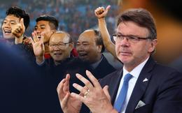 Thầy Park vừa có được điều còn quý hơn cả trận thắng Trung Quốc cho giấc mơ của bóng đá VN