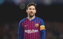 SỐC: Messi chuẩn bị sang Mỹ thi đấu