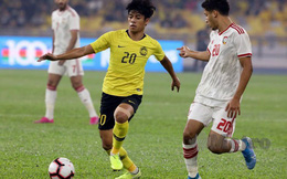 Thể hiện bản lĩnh trước Malaysia, UAE khiến Việt Nam, Thái Lan phải dè chừng