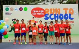 """6 CLB chạy tại Hà Nội """"cùng bạn đến trường"""" và giấc mơ về """"Ngày chạy bộ Việt Nam"""""""