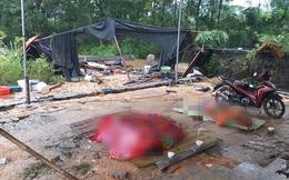 3 người thiệt mạng ở Thái Nguyên do tường rào đổ sập trong đêm mưa lớn