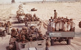 """Chiến tranh 6 ngày: Mỹ """"căng như dây đàn"""" trước cảnh báo sắc lạnh từ Liên Xô - Thế chiến 3 quá cận kề"""