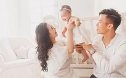 Vợ Quế Ngọc Hải: 'Em rất hạnh phúc sau khi có chồng, chỉ ghen tỵ… với bé Sunny'