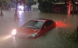Hơn 1.000 ngôi nhà ở Thái Nguyên bị ngập sau một trận mưa