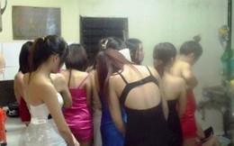 Đại ca giang hồ Thanh Hóa sai đàn em nhốt, đánh đập thiếu nữ, ép phục vụ quán karaoke