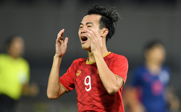 Kiên cường giành điểm trên đất Thái Lan, nhưng Việt Nam vẫn tụt 2 bậc tại BXH FIFA