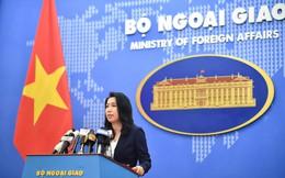 Việt Nam xác nhận dự án dầu khí với công ty Exxon Mobile của Mỹ triển khai theo kế hoạch