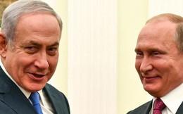 """Thủ tướng Israel thăm Nga: Động thái """"đánh bóng tên tuổi"""" trước bầu cử"""