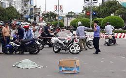 Vụ bao tải chứa thai nhi rơi giữa đường: Người làm rơi có hoạt động từ thiện chôn cất thi thể thai nhi